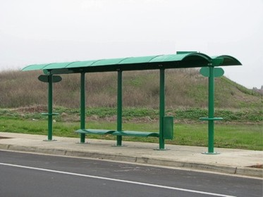 Wing Shelter Cantilever